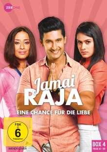 Eine Chance für die Liebe - Jamai Raja Box 4 (Folge 61-80), 3 DVDs