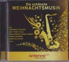 Die schönste Weihnachtsmusik (Radio Antenne), CD