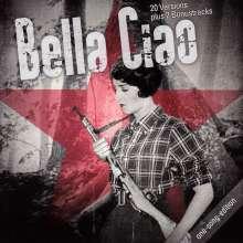 Bella Ciao (22 Versionen), CD