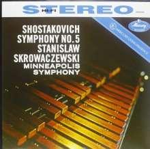 Dmitri Schostakowitsch (1906-1975): Symphonie Nr.5 (180g), LP