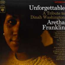 Aretha Franklin: Unforgettable: A Tribute To Dinah Washington (180g) (Limited-Edition), LP