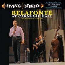 Harry Belafonte: At Carnegie Hall (180g) (Limited-Edition), 2 LPs