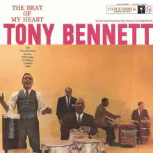 Tony Bennett (geb. 1926): The Beat Of My Heart (180g) (Limited Edition) (mono), LP