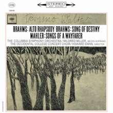 Johannes Brahms (1833-1897): Alt-Rhapsodie op.53 (180g), LP