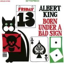 Albert King: Born Under A Bad Sign (remastered) (180g), LP