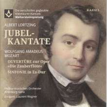 Albert Lortzing (1801-1851): Jubel-Kantate, CD