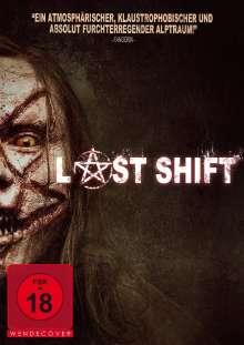 Last Shift, DVD