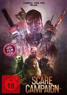 Scare Campaign, DVD