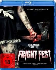 Fright Fest (Blu-ray), Blu-ray Disc