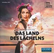 Franz Lehar (1870-1948): Das Land des Lächelns, CD