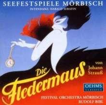 Johann Strauss II (1825-1899): Die Fledermaus, CD
