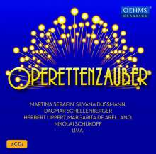 Operettenzauber, 2 CDs