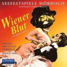 Johann Strauss II (1825-1899): Wiener Blut, CD