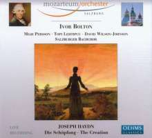 Joseph Haydn (1732-1809): Die Schöpfung, 2 Super Audio CDs