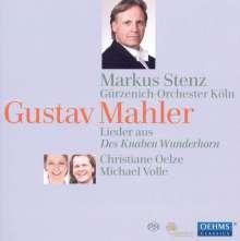 Gustav Mahler (1860-1911): Des Knaben Wunderhorn, Super Audio CD