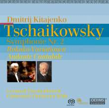 Peter Iljitsch Tschaikowsky (1840-1893): Symphonie Nr.2, Super Audio CD