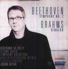 Johannes Brahms (1833-1897): Rinaldo-Kantate op.50, SACD