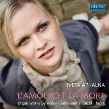 Iveta Apkalna - L'Amour et la Mort, Super Audio CD