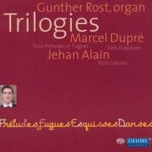 Marcel Dupre (1886-1971): Orgelwerke, Super Audio CD