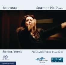 Anton Bruckner (1824-1896): Symphonie Nr.0, SACD