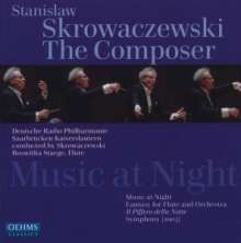 Stanislaw Skrowaczewski (1923-2017): Music At Night, CD
