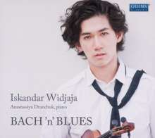 Iskandar Widjaja - Bach'n'Blues, CD