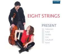 Eight Strings - Present, CD