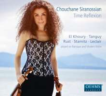 Chouchane Siranossian - Time Reflexion, CD