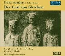 Franz Schubert (1797-1828): Der Graf von Gleichen, 2 CDs