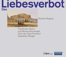 Richard Wagner (1813-1883): Das Liebesverbot, 3 CDs