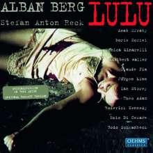 Alban Berg (1885-1935): Lulu, 2 CDs