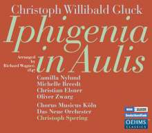 Christoph Willibald Gluck (1714-1787): Iphigenie in Aulis, 2 CDs