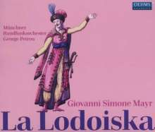 Johann Simon (Giovanni Simone) Mayr (1763-1845): La Lodoiska, 2 CDs