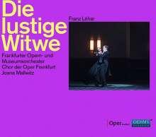 Franz Lehar (1870-1948): Die lustige Witwe, 2 CDs