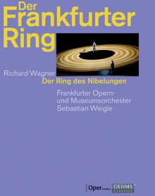 Richard Wagner (1813-1883): Der Ring des Nibelungen, 8 DVDs