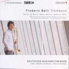 Frederic Belli,Posaune, CD
