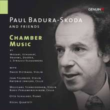 Paul Badura-Skoda & Friends, 4 CDs