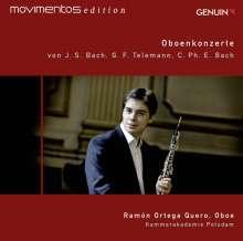 Ramon Ortega Quero - Oboenkonzerte, CD