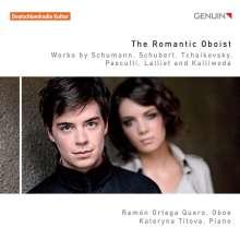 Ramon Ortega Quero - The Romantic Oboist, CD