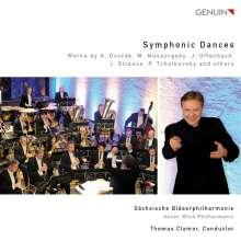 Sächsische Bläserphilharmonie - Symphonic Dances, CD