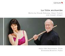 Hans-Udo Heinzmann - La flute enchantee, CD