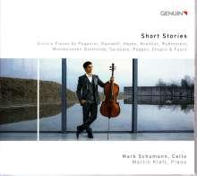 Mark Schumann - Short Stories, CD