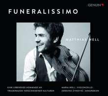Matthias Well - Funeralissimo, CD