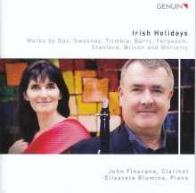 John Finucane & Elisaveta Blumina - Irish Holidays, CD