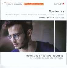 Simon Höfele - Mysteries, CD