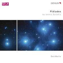 Iannis Xenakis (1922-2001): Pleiades, CD