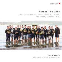 Lake Brass - Across the Lake, CD