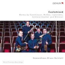 Gewandhaus Brass Quintett - Customised, CD