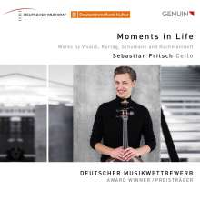 Sebastian Fritsch - Moments in Life, CD