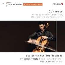 Friedrich Thiele - Con moto, CD